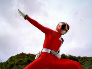 Red SPD Ranger OO