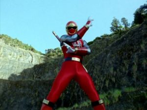 Red Wind Ranger DT