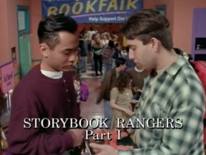 Storybook Rangers Part 1