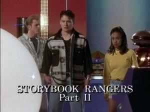 Storybook Rangers Part 2