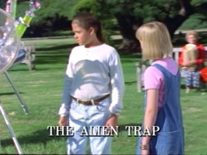 The Alien Trap