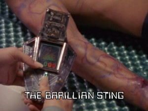 The Barillian Sting