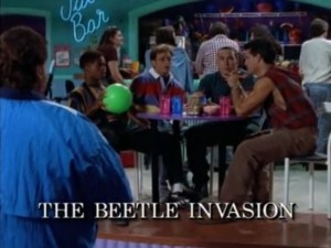 The Beetle Invasion