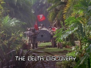 The Delta Discovery