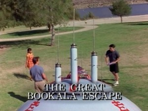 The Great Bookala Escape