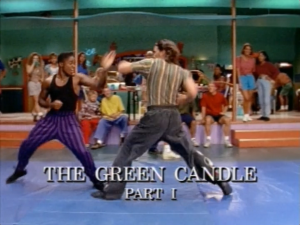 The Green Candle Part 1