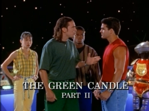The Green Candle Part 2