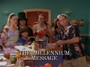 The Millenium Message
