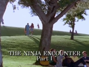 The Ninja Encounter Part 1