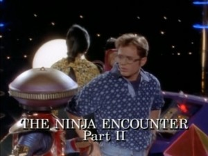 The Ninja Encounter Part 2