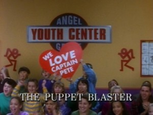 The Puppet Blaster