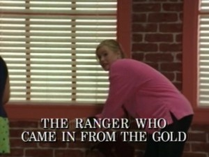 The Ranger Who Came In From The Gold