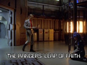 The Rangers' Leap Of Faith