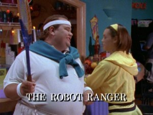 The Robot Ranger