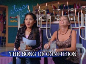 The Song Of Confusion