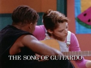 The Song Of Guitardo