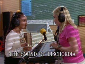 The Sound Of Dischordia