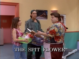 The Spit Flower