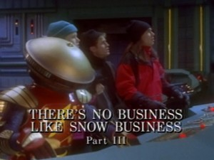 There's No Business Like Snow Business Part 3