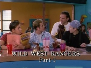 Wild West Rangers Part 1