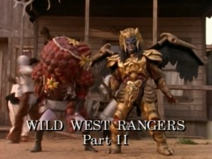 Wild West Rangers Part 2