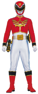 Megaforce Red