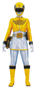 Megaforce Yellow