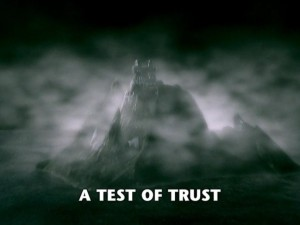 A Test Of Trust