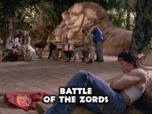 Battle Of The Zords