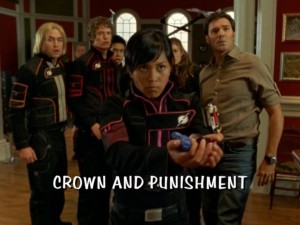 Crown And Punishment