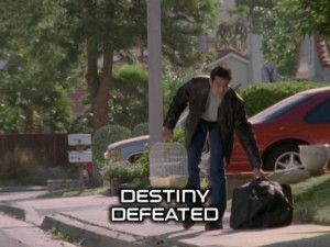 Destiny Defeated