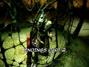 Endings Part 2
