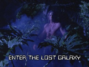 Enter The Lost Galaxy