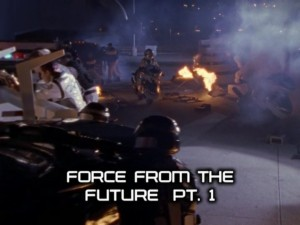 Force From The Future Part 1
