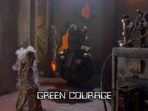 Green Courage
