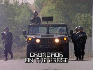 Grunchor On The Loose