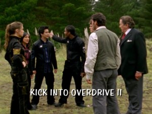 Kick Into Overdrive Part 2