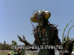 Mean Wheels Mantis