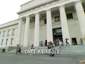 Once A Ranger Part 1