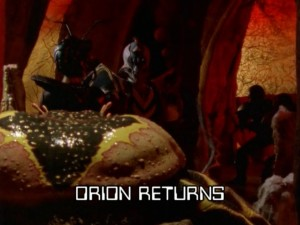 Orion Returns