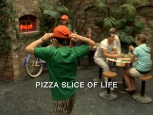 Pizza Slice Of Life
