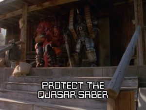 Protect The Quasar Saber