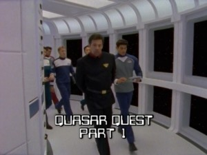 Quasar Quest Part 1
