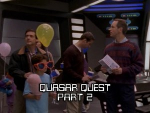 Quasar Quest Part 2