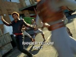 Ranger Yellow Part 2