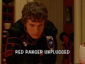 Red Ranger Unplugged