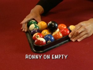 Ronny On Empty Part 1
