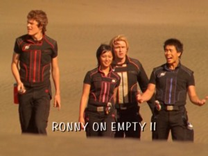 Ronny On Empty Part 2