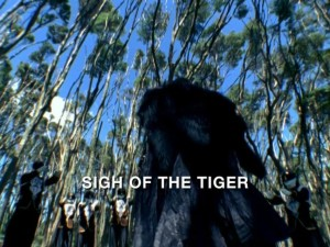 Sigh Of The Tiger