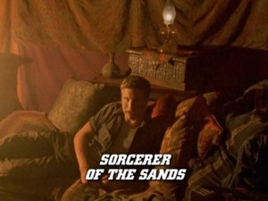 Sorcerer Of The Sands